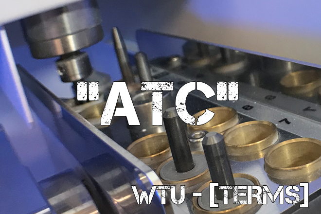 "WeTeamUp Terms: ""ATC"""