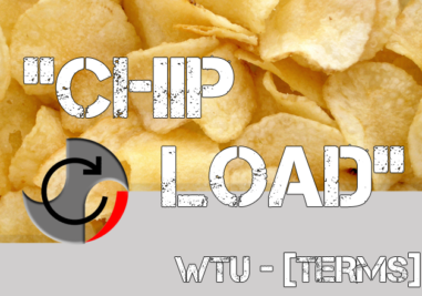 WTU Terms: Chip load