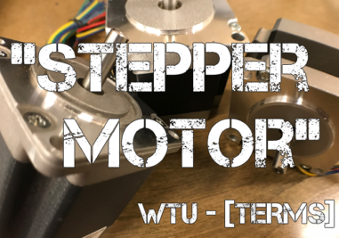 Stepper-motor-cover