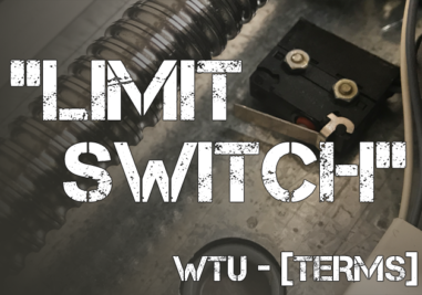 Limit-Swtich-Cover