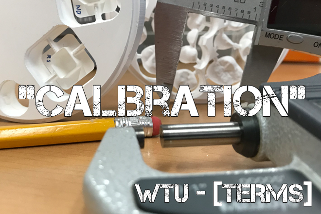 "WeTeamUp Terms: ""Calibration"""