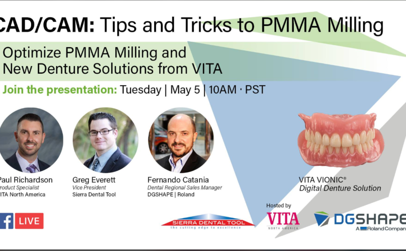 CAD-CAM Tips and Tricks PMMA